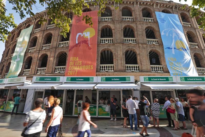 La Fira en la Plaza de Toros 2017