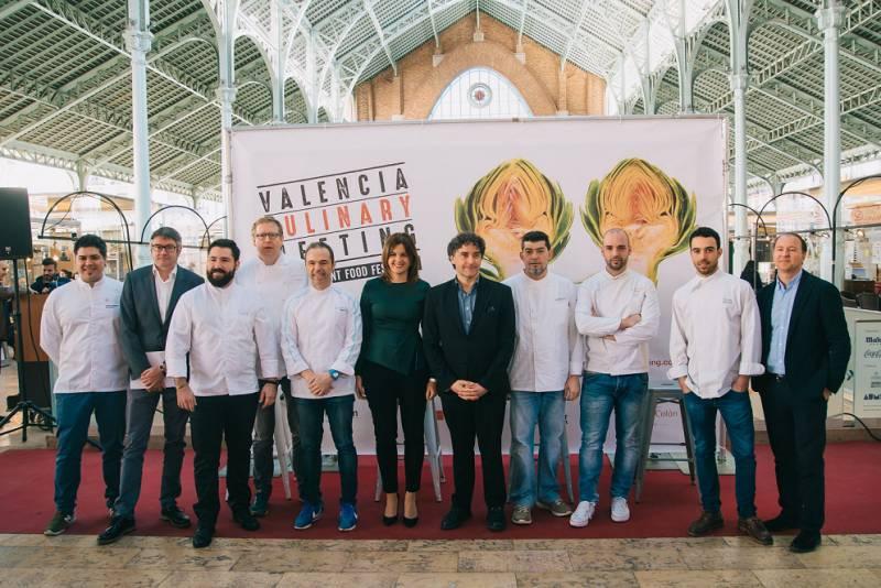 Presentación València Culinary Meeting