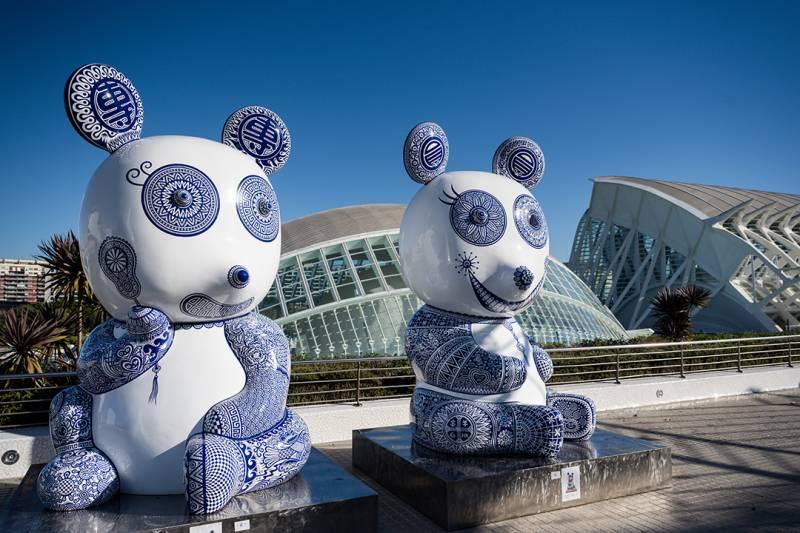 Presentación del Concierto en València