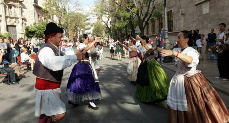 Bailes tradicionales valencianos