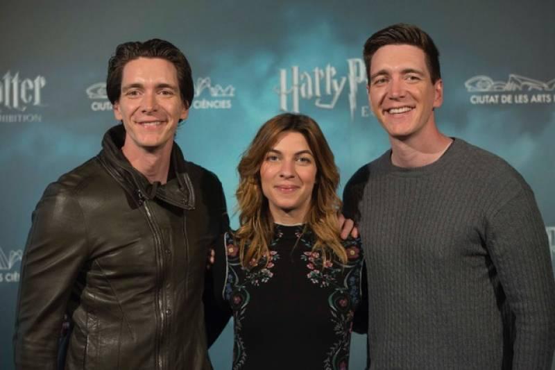 Presentación, Actores.de Harry Potter