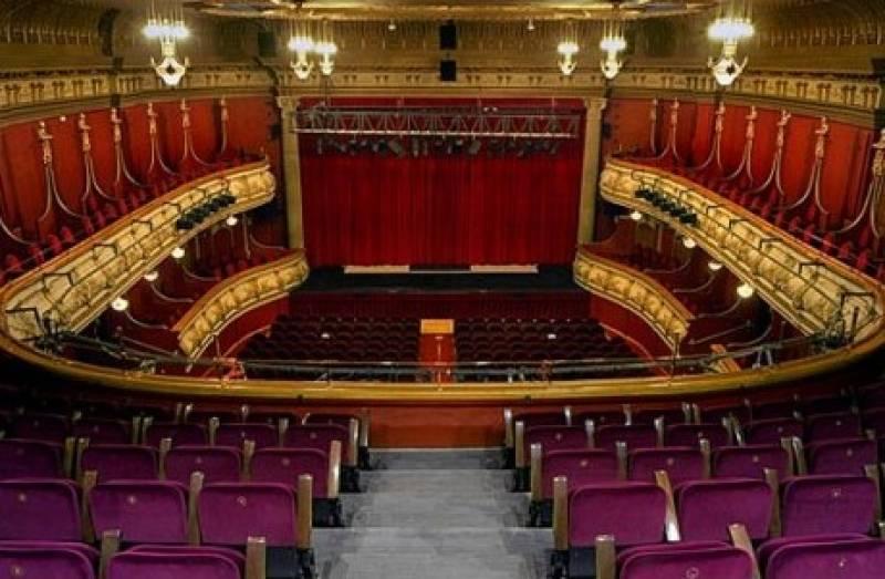 Imagen de archivo Teatro Olympia./ EPDA