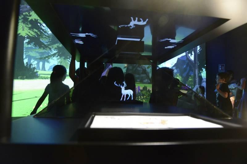 Espai dels Xiquets del Museu de les Ciències. GVA