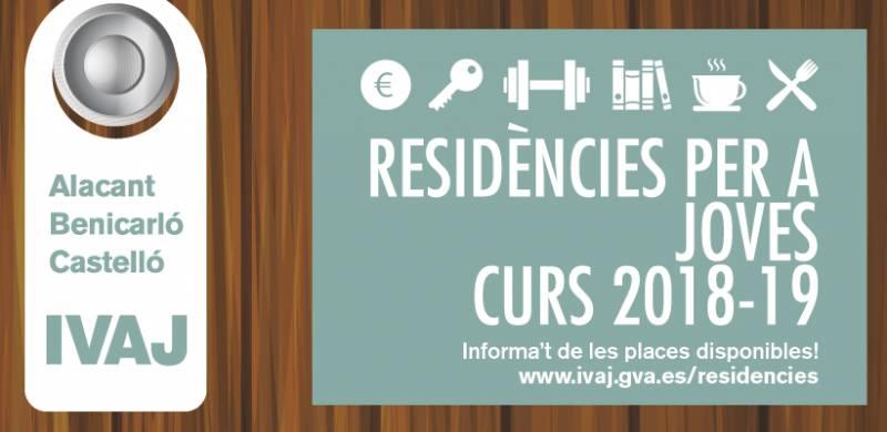 Residencia 2018-19