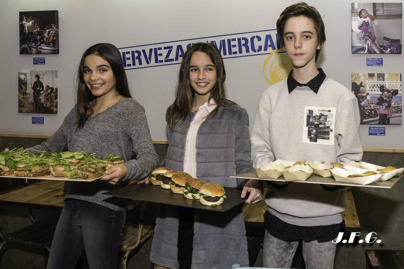Participantes valencianos MasterChef Junior RTVE