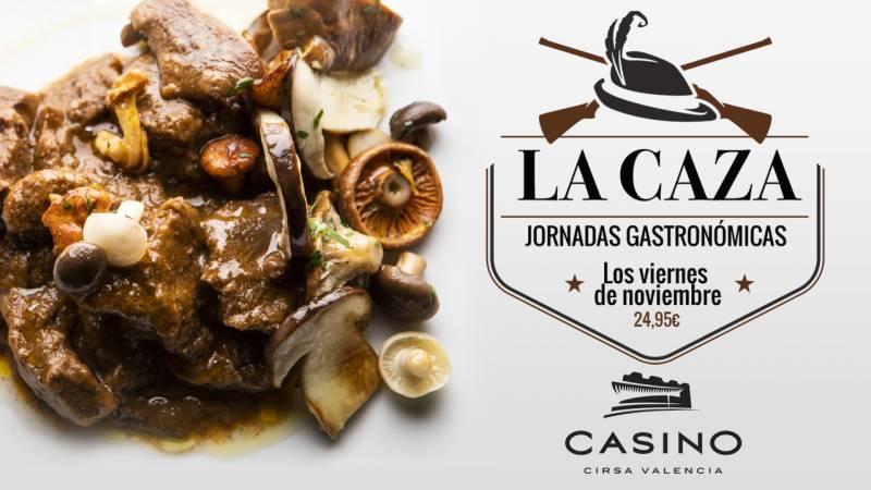 Jornadas noviembre 18 Casino Cirsa Valencia