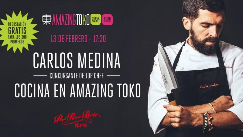 La cocina de Medina tiene raíces orientales//Viu València
