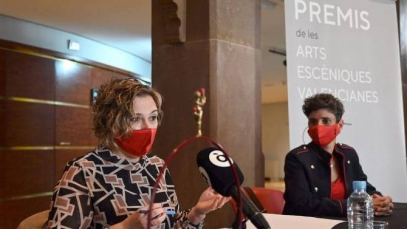 La secretaria autonómica de Cultura y Deporte, Raquel Tamarit./ EPDA