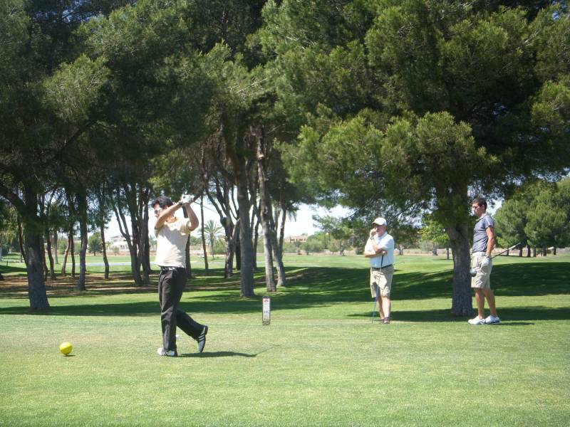Torneo golf solidario