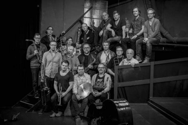 Stockholm Jazz Orchestra