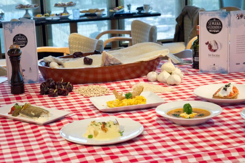 VI Semana Gastronómica del Bacalao El Corte Inglés
