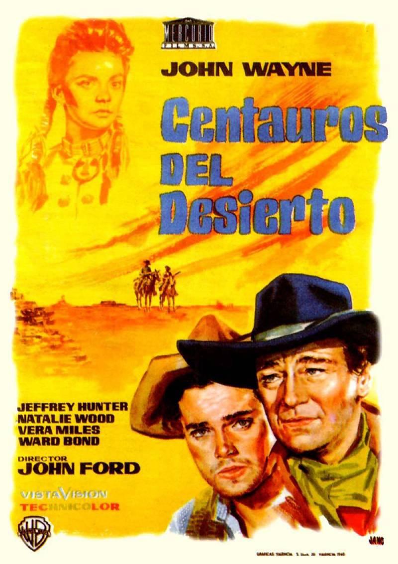Cartel de Centauros del Desierto