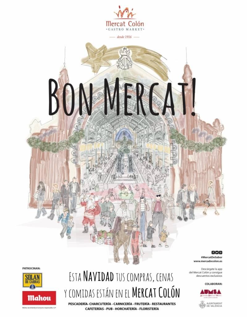 Cartel Bon Mercat