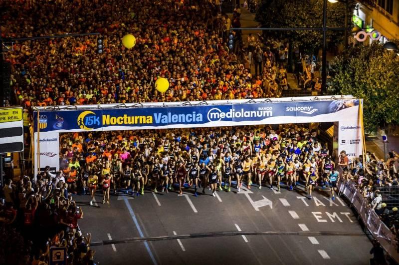 15 K Nocturna Valencia
