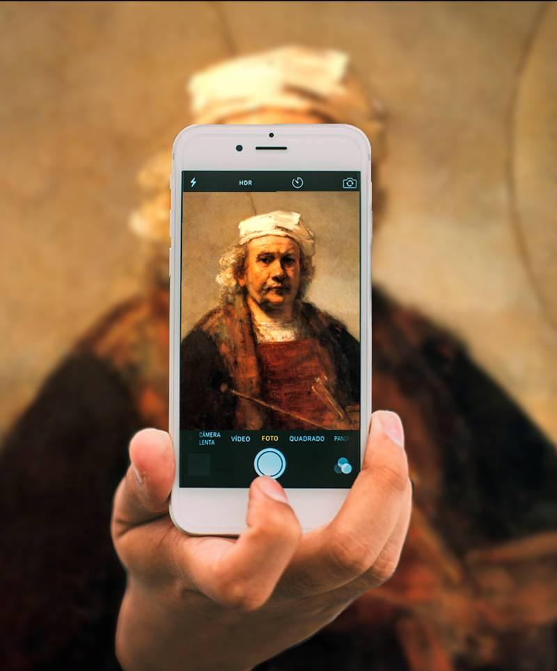 Programa Tangent Del Autorretrato al Selfie