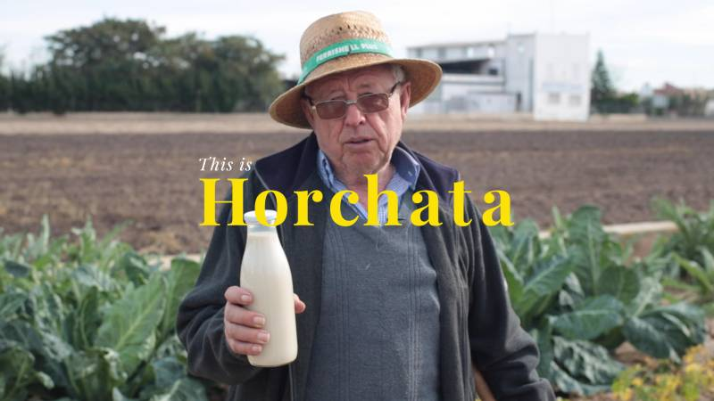 Campaña This is Horchata