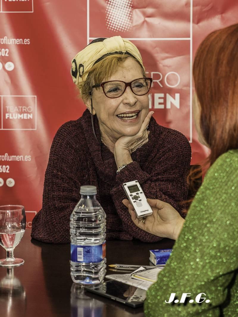Mª Luisa Merlo, Actriz
