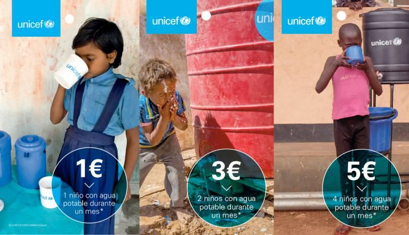 UNICEF, Día del Agua