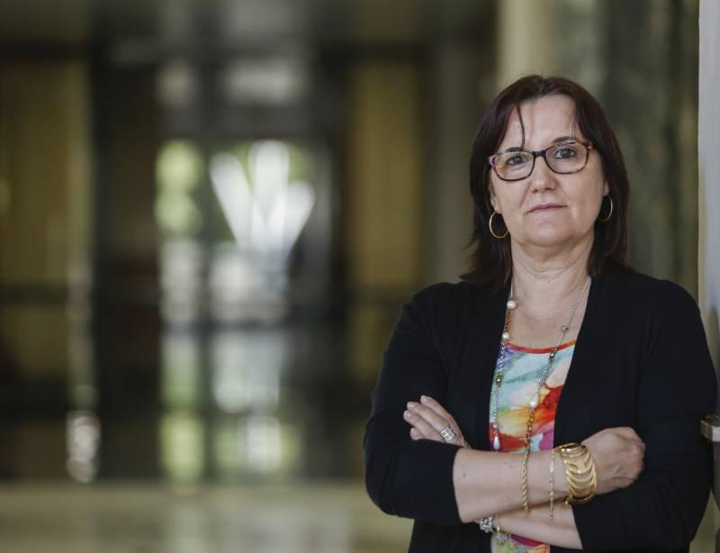 Pilar Campins, vicerectora d?Investigació i Política Científica