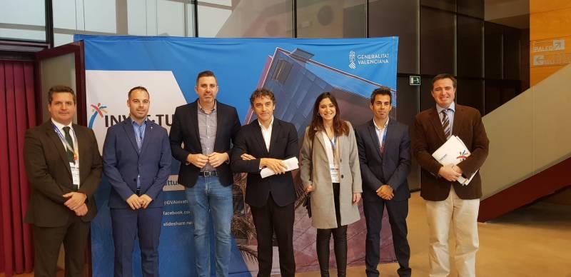 Asamblea extraordinaria de la Red de Destinos Turísticos Inteligentes de la Comunitat Valenciana (DTI)