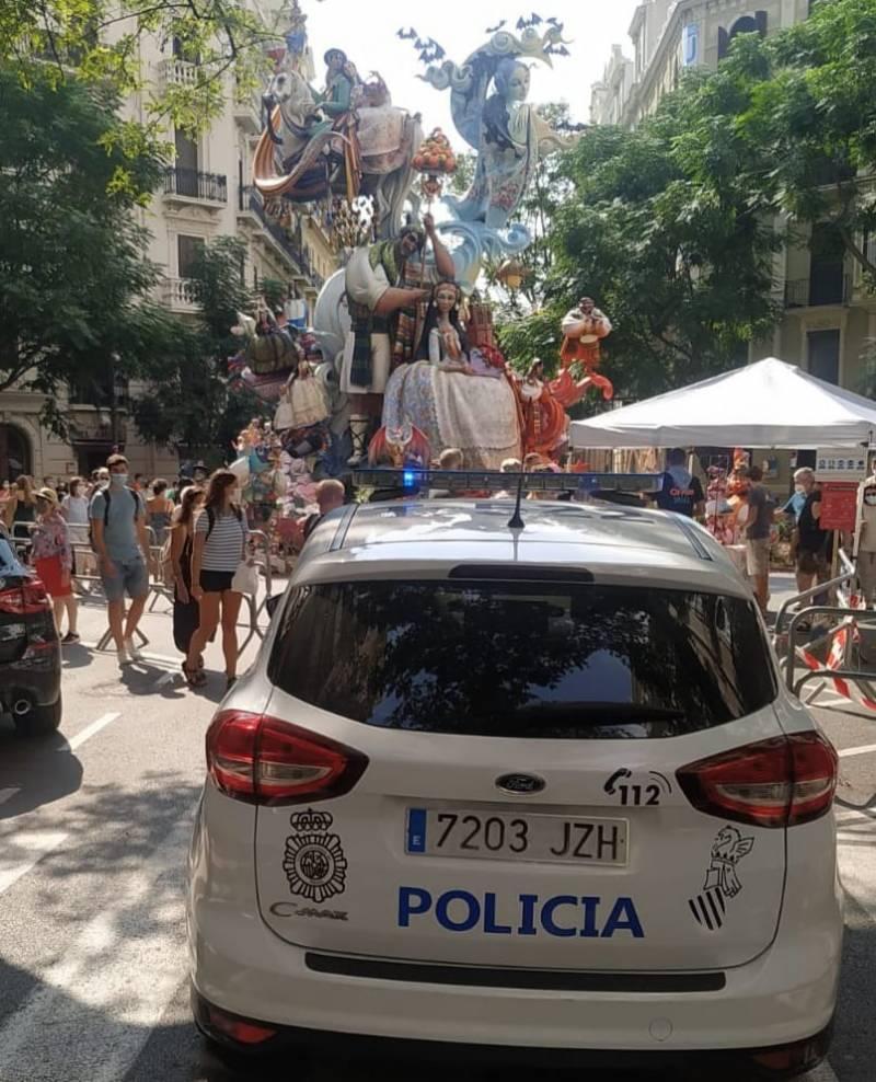 La Policía de la Generalitat. EPDA