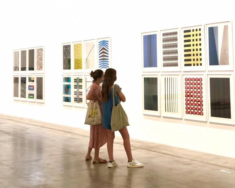 Centro de arte de la Fundación Per Amor a l´Art./ EPDA