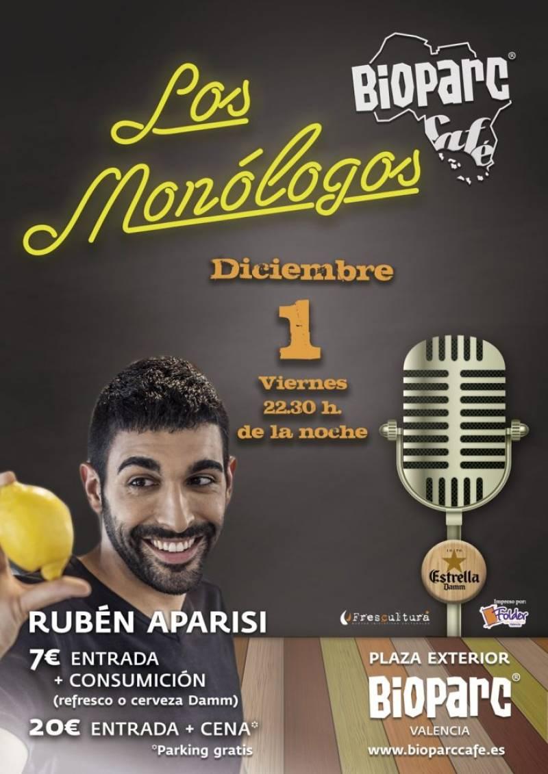 Rubén Aparisi, Bioparc Café