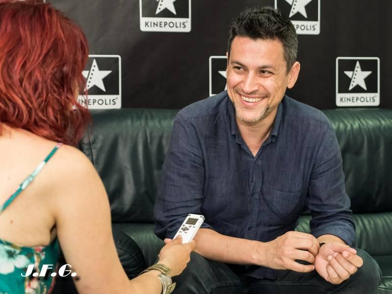 Entrevista al director de cine Rodrigo Cortés