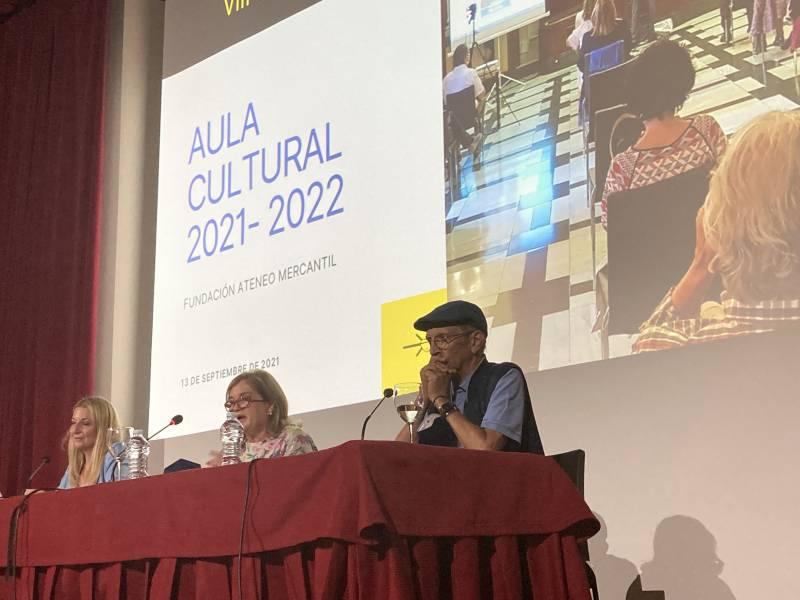 Presentación en el Ateneo de Valencia. EPDA