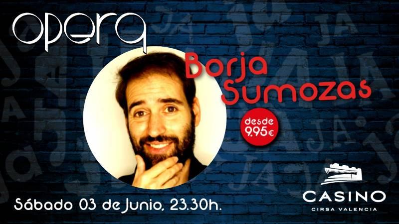 Borja Sumozas