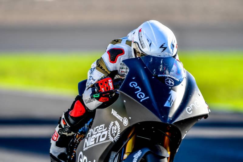 Nico Terol, Angel Nieto Team MotoE, Jerez