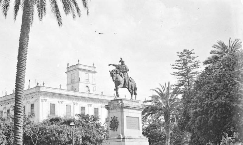 Jaume I. EPDA