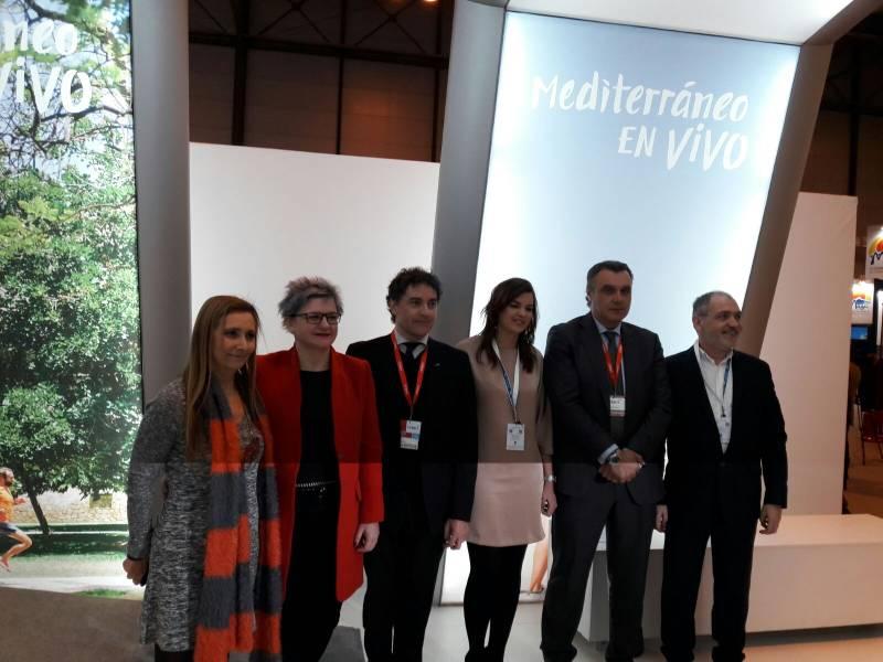 Stand de la Comunitat Valenciana en FITUR