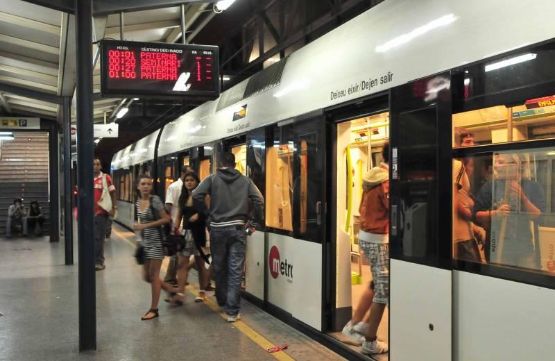 Metrovalencia, Gran Nit de Juliol