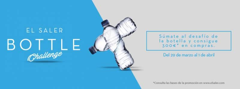 Bottle Challenge, C.C. El Saler