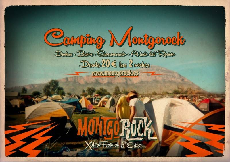 Montgorock Xàbia Festival 2017