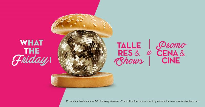 CC El Saler, los viernes