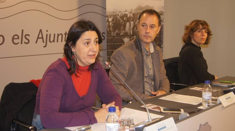 Rosa Pérez y Josep Policarpo