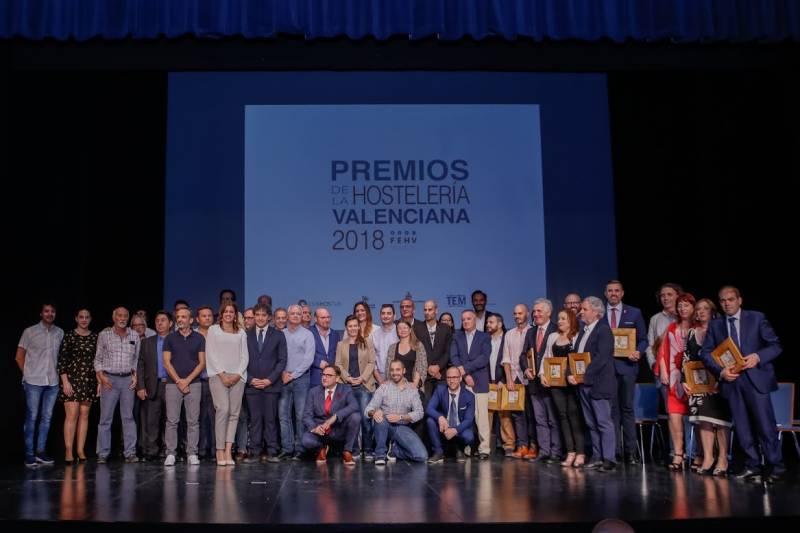 Premios 2018 FEHV  // Totem Audiovisuales