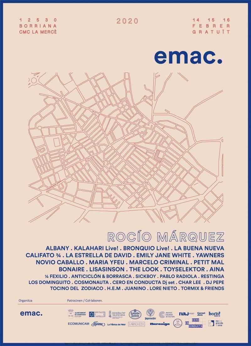 Cartel emac.2020