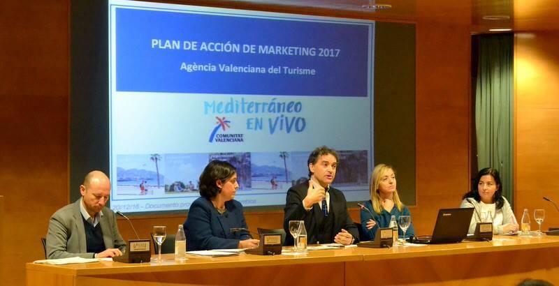Francesc Colomer y su equipo