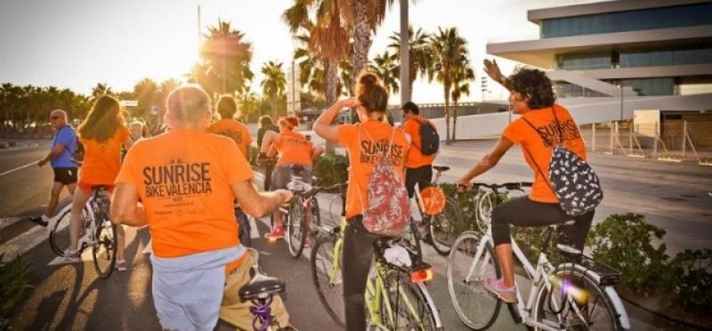 Sunrisebike Ride