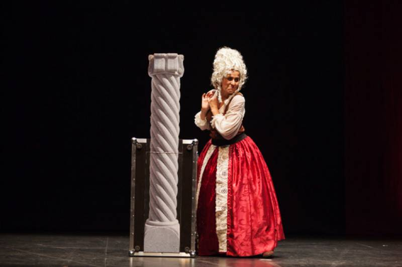 Imagen de archivo Teatro Flumen./ EPDA