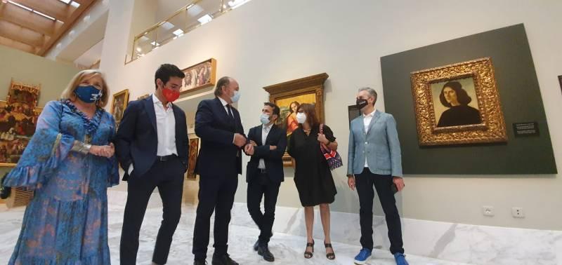 Museu de Belles Arts. EPDA