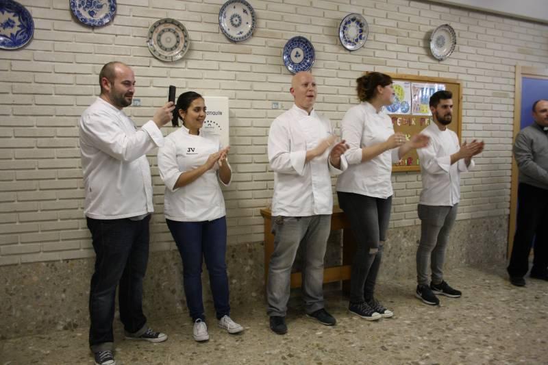 Imagen de todos los chefs participantes//Viu València.