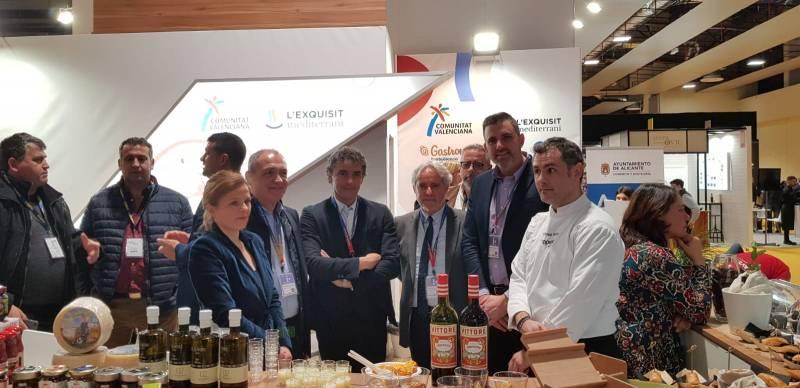 La Comunitat Valenciana se refuerza como destino gastronómico en Madrid Fusión 2020
