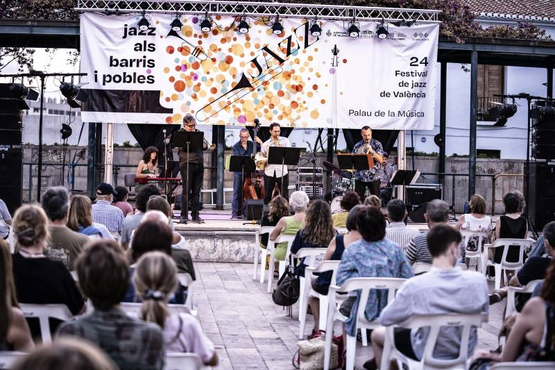 La XXIV edició del Festival de Jazz de València. EPDA