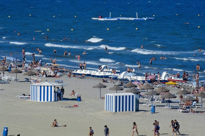 Playa de Las Arenas Valencia