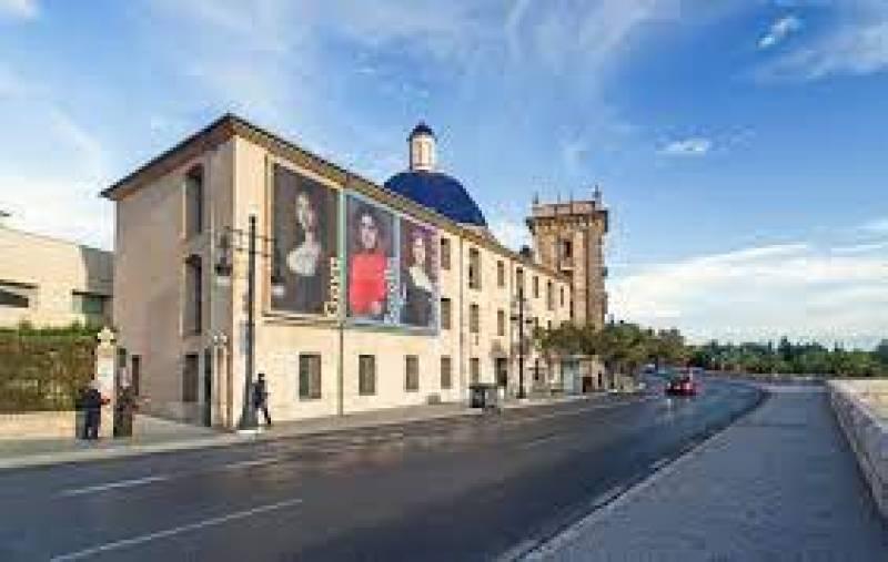 Imagen de archivo del Museu de Belles Arts.