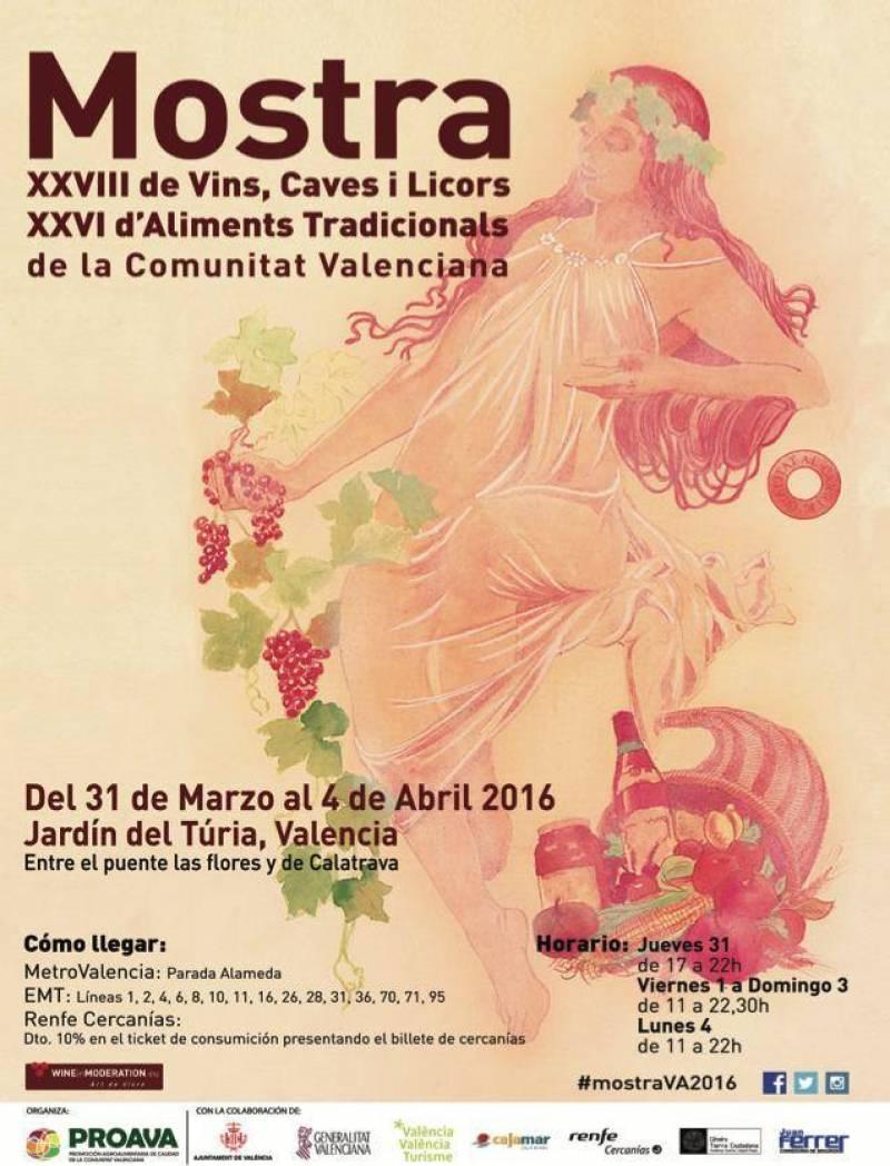 La mostra de este año cuenta con numerosas novedades//Viu València.